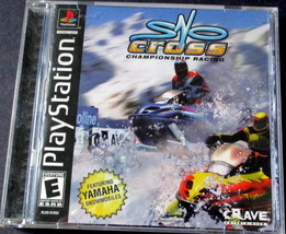 Sno Cross Championship Racing [PlayStation] - $18.95