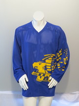 Vintage UBC Hockey Jersey - 1980s Jersey by Harval - Men's Large - $75.00