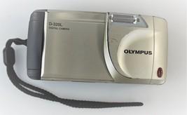 Olympus Digital Camera D-320L Broken Parts Only - $8.27