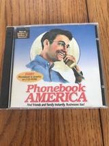 Tout Annuaire Téléphonique en America sur 2 Cd-Roms Envoie N 24h - $49.04