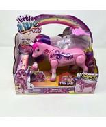 NIP Little Live Pets Sparkles Pink My Dancing Unicorn Dances Lights Up  - $34.64