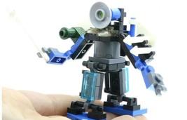 NEW Model Building Kits 51 Pcs/set Extraterrestrial Warrior Figures Toys... - $2.85
