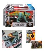 Jurassic World Protoceratops Dinosaur Figure and One Premium Trading Card - $15.99