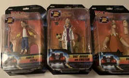 Neca Toony Back To The Future Biff Marty & Doc Set - $33.95