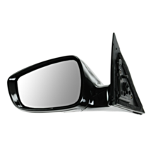 Fits 12-16 Veloster Left Driver Mirror Unpainted With Heat, Panoramic Ro... - $66.28