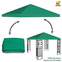 Stromg Camel 10' x 10' Canopy Top Cover Patio Pavilion Replacement Gazeb... - $41.56
