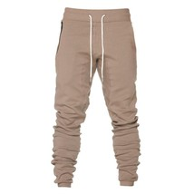 Autumn Sporting Men's Pants Slim Fitness Sweatpants Elastic Waist  Tracksuit Jog - $80.35+