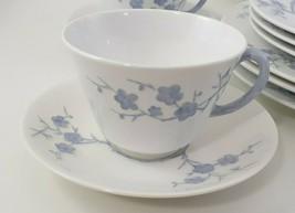 Spodes Copeland China Geisha Pattern Reg # 785542 Luncheon Set 4 place setting image 2