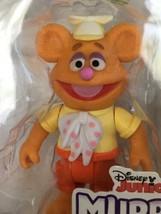 "Fozzie Bow Arrow Disney Junior Muppet Babies Poseable 2.5"" Figure New in Package - $13.75"