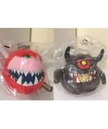 Doom Eternal Cacodemon + Elemental Pain Plush Figure Plushie [2] SET Bet... - $109.99