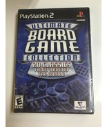 FACTORY SEALED BRAND NEW PLAYSTATION 2 ULTIMATE BOARD GAME COLLECTION 20... - $12.38