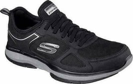 Skechers Mens Burst TR Sneakers Black 8 US - $29.99
