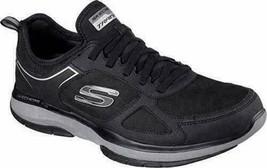 Skechers Mens Burst TR Sneakers Black 8 US - £22.97 GBP