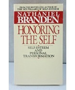 Honoring the Self The Pyscholo of Confidence and Respect Nathaniel Brand... - $14.00