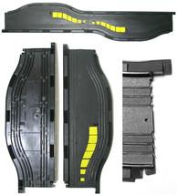 2pc 1981 Aurora Speedsteer Ho Slot Less Car Hazard Canyon BY-PASS Track 6057 Nos - $12.86