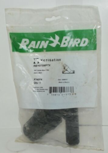 Rain Bird X14004 3/4 Inch Inline RBY Filter With 200 Mesh Screen
