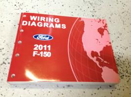 2011 Ford F-150 F150 TRUCK Wiring Diagrams Service Repair Shop Manual EWD 2011 - $98.95