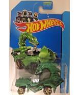 Hot Wheels -66/250 Rodzilla City 2014 - $5.89