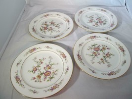 """Noritake Asian Song - Set of (4) 8 1/4"""" Salad Plates - Mint Condition - $24.00"""