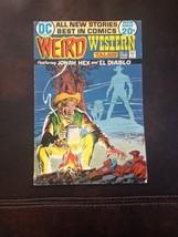 WEIRD WESTERN TALES #13 DC western comics Sept 1972 Jonah Hex & El Diabl... - $73.50