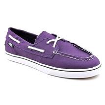 VANS Zapato Lo Pro Sweet Grape Purple Slip On Men' Skate SIZE 9 - $44.95