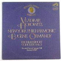 Horowitz / Rachmaninoff: Concerto No. 3 - Live At Carnegie Hall, 1978 (G... - $23.82