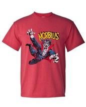Morbius T Shirt marvel comics villain vampire vintage distressed graphic tee image 1