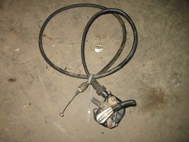 HONDA 1999 TRX300 4X4 THROTTLE ASSEMBLY  (BIN 86)  P-3417J  PART 6023---... - $20.00