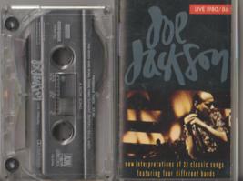 Joe Jackson 'Live 1980/86' Cassette Album (1988) Chrome....USA Import - $2.69