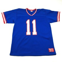 Vintage 90s Buffalo Bills #11 Drew Bledsoe Football Jersey Mens L Shirt ... - $46.75
