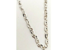 Silver Chains, Set of 4, 12 Inches Each image 2