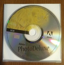 Adobe Photo Deluxe - Fast Shipping - $2.96