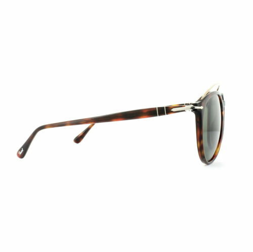 Persol Sunglasses PO3159 9015/31 55MM Havana Frame Green Lens