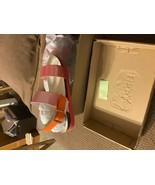 Beeko Girls' Lady Strap Open Toe Sandal (Pink/Orange) 12.5 - $6.90
