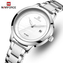 NAVIFORCE Top Brand Luxury Women Watches Waterproof Fashion Ladies Watch... - $33.99+