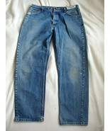 Bulwark Flame Resistant Stonewashed Jeans 36 x 31 Arc Rating 20.7 - $8.66