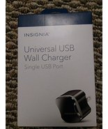 Insignia NS-AC1U2N USB Wall Charger - Black - $7.99