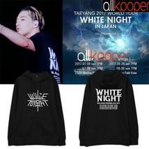 KPOP Bigbang Cap Hoodie Dong Young-Bae Hoody G-Dragon Pollover Sweatershirt - $16.69+