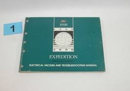 1998 Ford Expedition Electrical and Vacuum Trouble Shooting Service Manual #1 - $32.62
