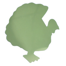 Turkey Cutouts Plastic Shapes Confetti Die Cut FREE SHIPPING - £5.56 GBP