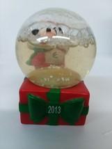 Disney 2013 Micky Mouse Mini Snowglobe, New in Box - $10.49