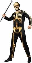 Eraspooky Men'S Skeleton Suit Halloween Costume Adult Jumpsuit Morph Sui... - $24.74