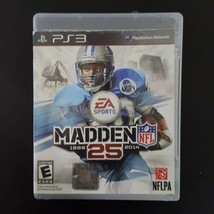 Madden NFL 25 Playstation 3 PS3 Game Disc w/ Case - $8.90