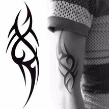 STYLISH 3D New Man's Half Sleeve Arm Temporary Tattoo Stickers Body Art - $2.50