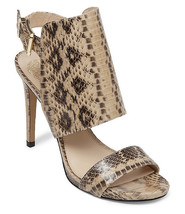 Vince Camuto Creme Brulee Havannah Snake Limited Edition Rare Size 8.5 New! - $135.00