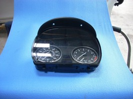 2009 BMW 328I SPEEDOMETER HEAD CLUSTER 9187084
