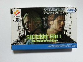 GBA Play Novel SILENT HILL Mobile System GB KONAMI Unused GAMEBOY ADVANCE - $518.41
