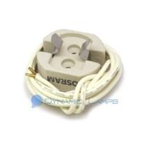 69370 Osram Socket G12 24IN/18GA/UL3239 Steatite Single Lampholder - $12.86
