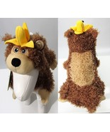 Pet Monkey W/ Banana On Head Halloween Costume Sz S NEW - $13.85