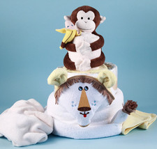 Lion King Diaper Cake Baby Gift - $148.00